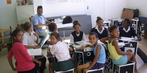 VDP -After Care school desks