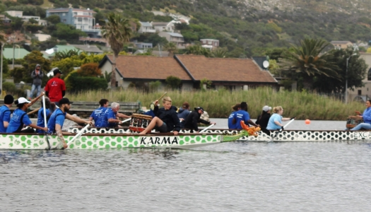 Winners End Race