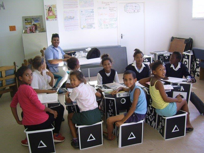VDP -After Care school desks